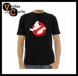 a06c5c801 La imagen se está cargando Camiseta-Ghostbusters-Equipo-de-Los-cazafantasmas -pelicula-Hombre-