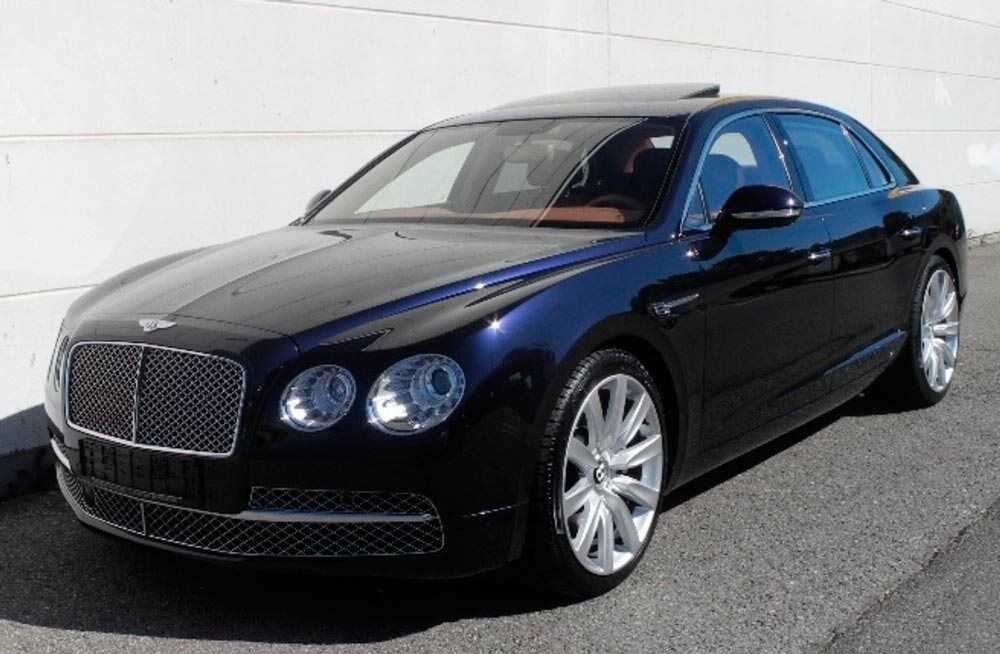 Bentley Flying Spur 6,0 W12 aut. 4d - 13.995 kr.
