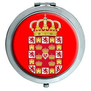 Murcia Stadt (Spanien) Kompakter Spiegel