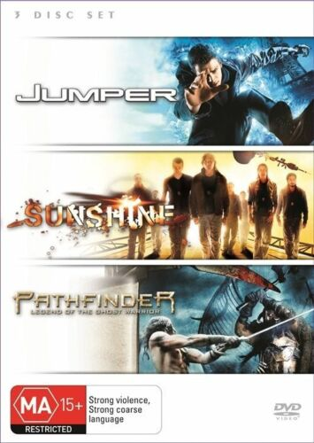 1 of 1 - JUMPER / SUNSHINE / PATHFINDER : NEW DVD