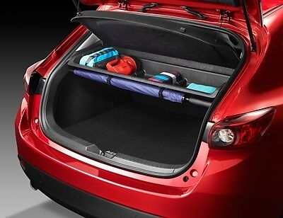 Mazda 3 2014-2017 hatchback  New OEM rear cargo self BJE3-V1-300