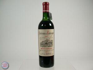 Wein-Rotwein-Red-Wine-1964-Jahr-Birthday-Chateau-du-Calvaire-St-Emilion-47-2
