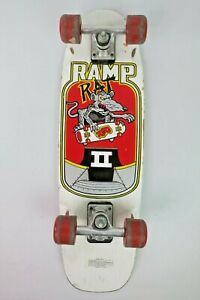 Vintage-Variflex-Ramp-Rat-II-2-Skateboard-Old-School-80s-Santa-Cruz-California