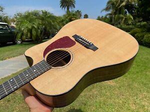 2018 Gibson J-45 Walnut AG Avant Garde Acoustic Electric Guitar w/ Martin String