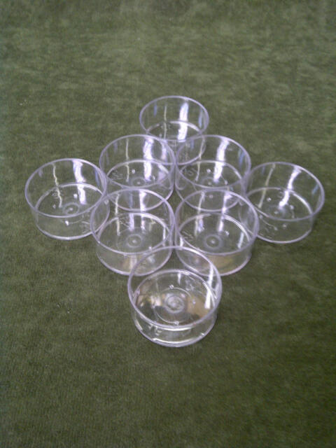 """Containers candle making Votives Wicks ~ 500ct ~ #725  for Tealights 1/""""  Jars"""