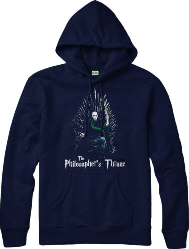Harry Potter Hoodie,Voldermort GOT Spoof,Adult and kids Sizes