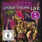 Hair Of The Dog Live.DVD+CD von Nazareth (2013)