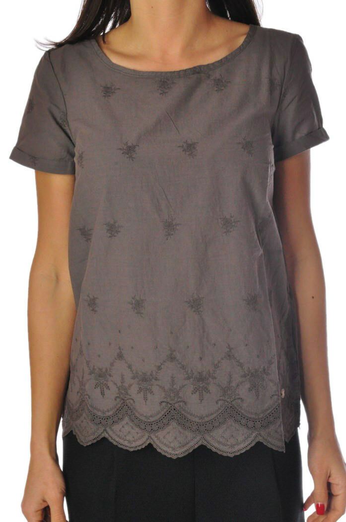 Woolrich - Topwear-T-shirts - woman - 837118C183656