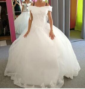 Robe de mariée IVOIRE - Taille 44 - LIVRABLE