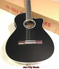 Cordoba Fusion 12 Jet Acoustic-Electric Nylon String Classical Guitar Gig Bag