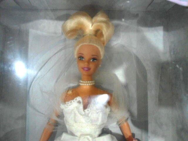 BARBIE DREAM BRIDE-MARIÉE  DE REVE 1996  marchio in liquidazione