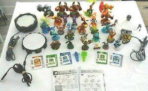 Sky Landers Swap Force Trap Team 3 Power Portal Figures Card Sticker Xbox 360