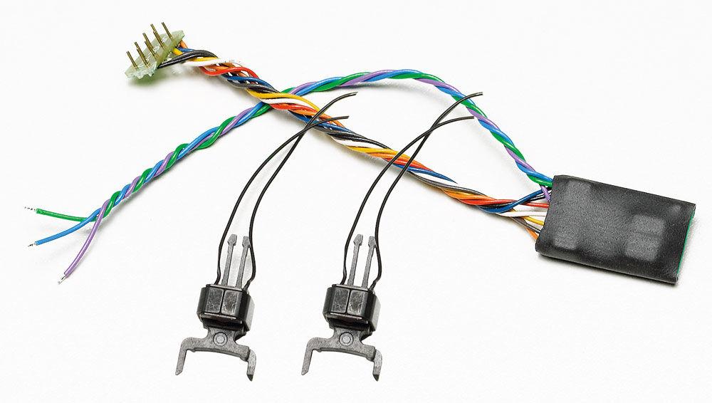 ROCO 4455 S Kupplungssatz Standardkupplung 40203 NEU