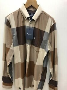 Aquascutum med Check Large Aquascutum Shirt Large zUpqqw6x