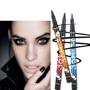 Belle-Couleur-Eyeliner-Impermeable-Liquide-Comestics-Eye-liner-Crayon