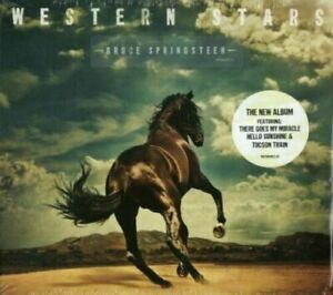Western-Stars-Bruce-Springsteen-CD-New-amp-Sealed-pack-Free-and-Rapid-Dispatch