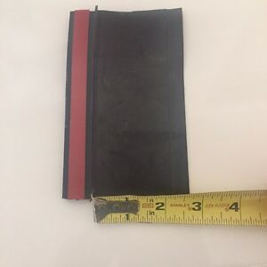 Ap Products 018 341 Black Rubber 1 2 X 2 3 4 Quot Wiper Rv