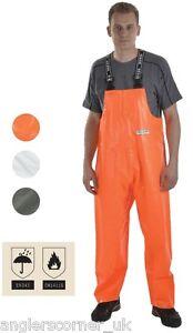 Ocean Off Shore FR / Bib & Brace Trousers / Work Wear / Fishing / 30-13
