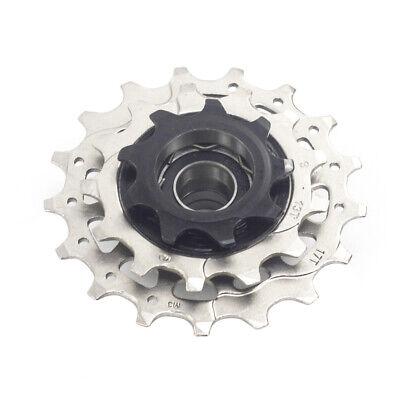 Bicycle Components & Parts Bike Chrome 3 Speed Cassette Cog Sprocket For Fnhon Folding Bke 11t 13t 17t Shrink-Proof