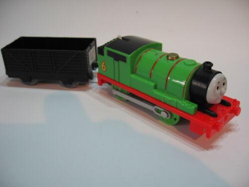 Percy motorisé Batterie Moteur en bois//Trackmaster Révolution Train Track