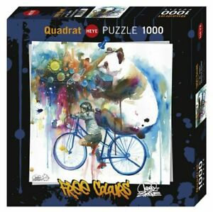 Heye-Puzzles-1000-Pieces-Jigsaw-Puzzle-univers-createur-Lora-Zombie-HY29851