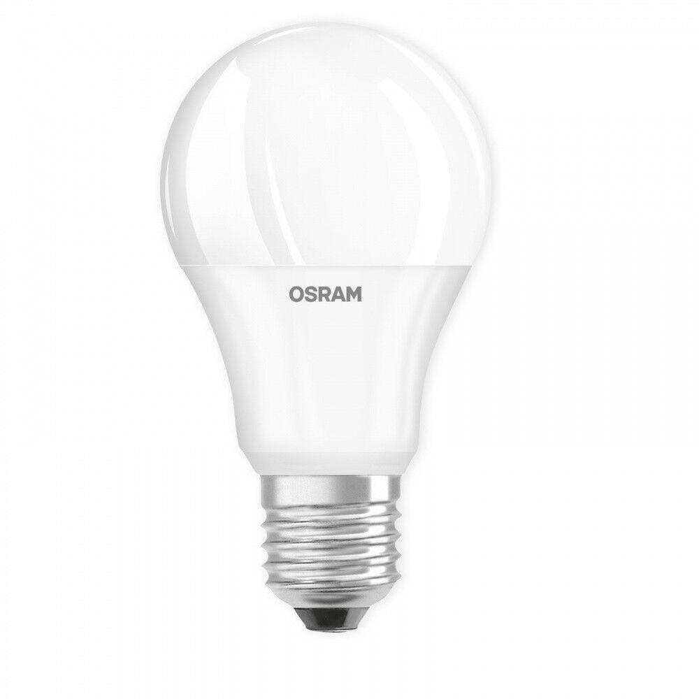 OSRAM lámpara LED e27 2700k blancoo cálido bombilla sustituto de 40w 60w 75w 100w luz