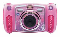 Vtech Kidizoom Duo Camera Pink Girls Gift Sport Toy Photos Selfies Effects