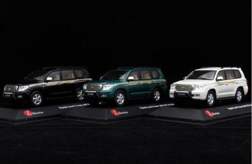 J-collection 1/43 Alloy diecasting car model Toyota Land Cruiser 200 VXR V8 2010