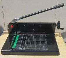 Commercial Heavy Duty Stack Paper Cutter