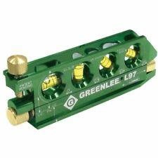 Greenlee L97 Mini Magnet Laser Level 563 80 Yd
