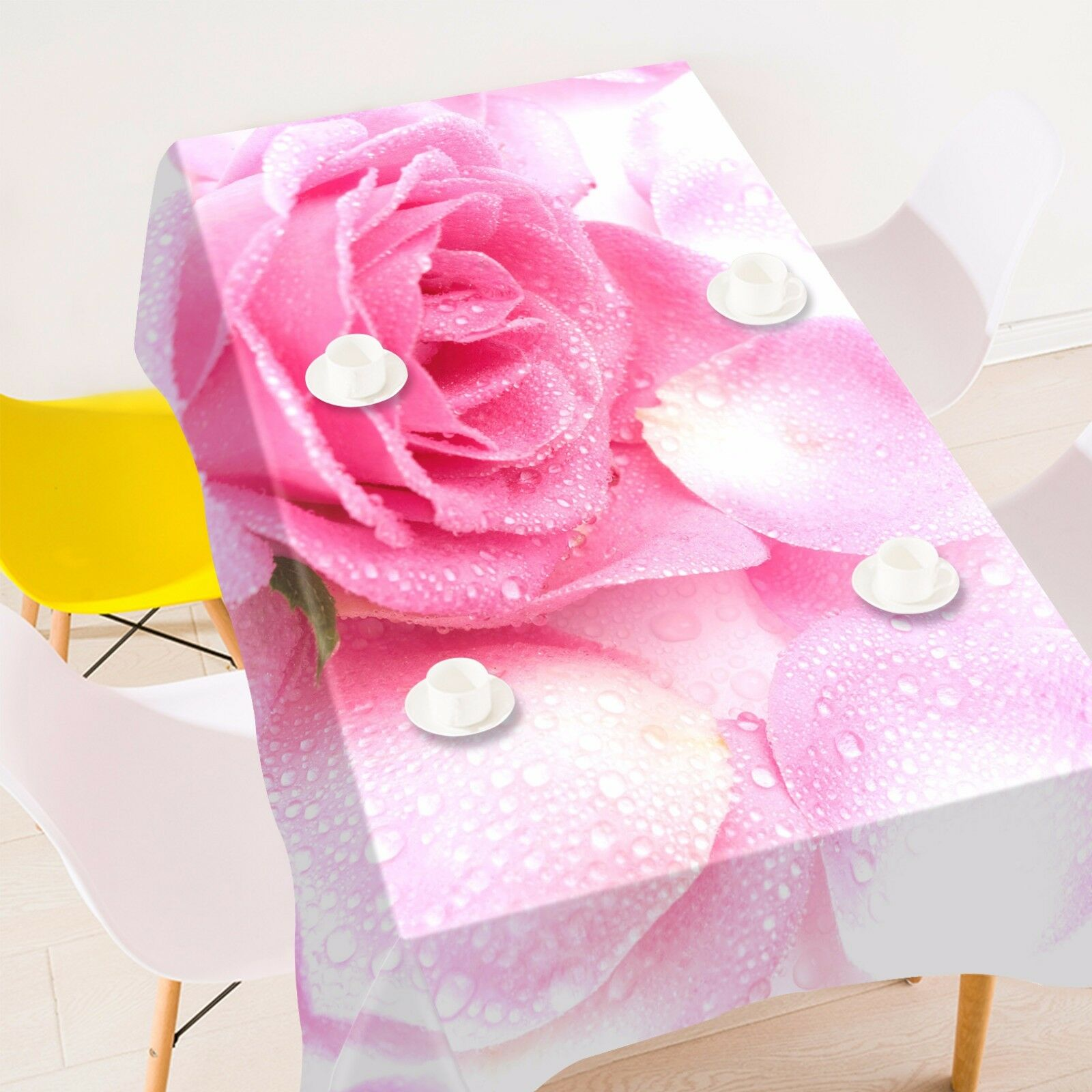 3D Rose 4226  Tablecloth Table Cover Cloth Birthday Party Event AJ WALLPAPER AU