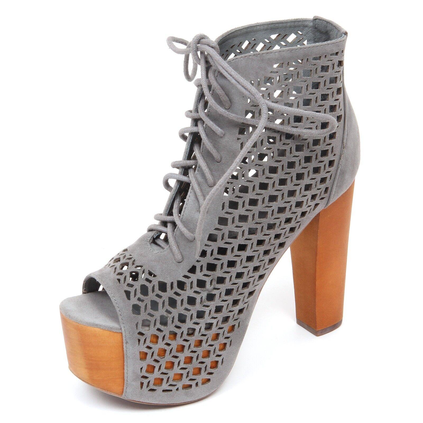Mujer Jeffrey Zapato Sandalo Zapatos D2222 Campbell Gallatin b6v7gYfyI