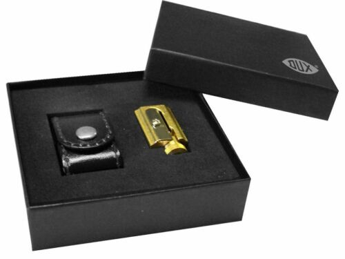 DUX Spitzer aus Messing verstellbar mit Etui DX4322-01 und Geschenkbox