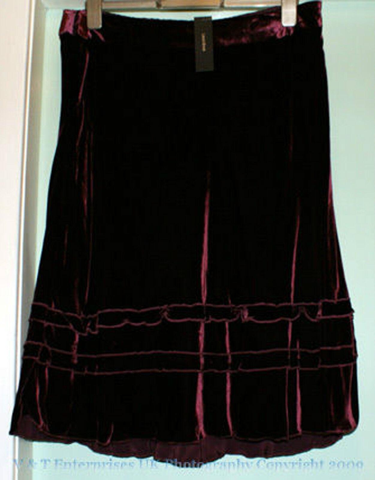 Laura Brook Silk Mix Skirt BNWT