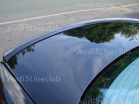 Free Shipping Painted For Saab 9-3 93 2nd rear Trunk lip spoiler $