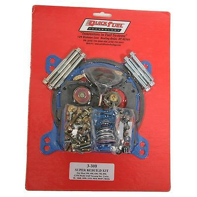 QUICK FUEL 8-200 HOLLEY DEMON NONSTICK GASKET KIT 8-200qft free usa shipping