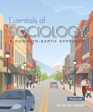 E-BOOK DOWNLOAD Essentials of Sociology by James M. Henslin (11th edition, 2014)