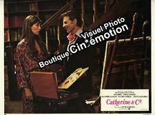 Photo Exploitation Cinéma 23.5x29.5cm (1975) CATHERINE & CIE Jane Birkin Dewaere