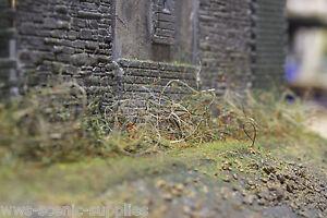 Doux Wws Loose Weeds For Model Rail Layouts. Oo Ho N Gauge Pas De Frais à Tout Prix