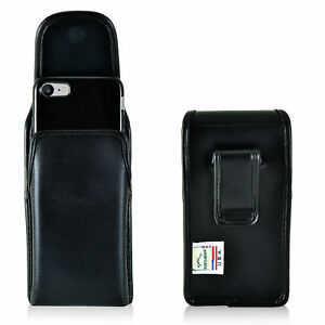 iPhone-8-iPhone-7-Holster-Metal-Clip-Case-Leather-Vertical-Turtleback