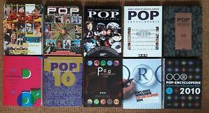 10 edities Oor's Pop Encyclopedie