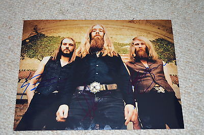 Full Band We Have Won Praise From Customers Kadavar Signed Autograph In Person 8x10 20x25 Cm