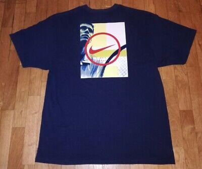 Pete Sampras Nike vintage t shirt tennis | eBay