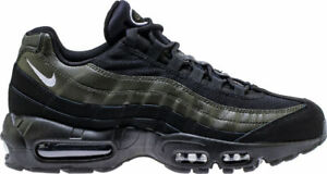 0c2aa328a4a9 Nike Air Max 95 BLACK OLIVE GREEN MILITARY SEQUOIA ALL 749766-034 sz ...