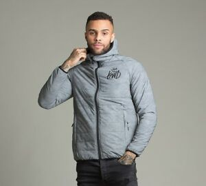 46f56d2a6288a Image is loading Mens-Kings-Will-Dream-Elthorne-Camo-Reflective-Puffer-