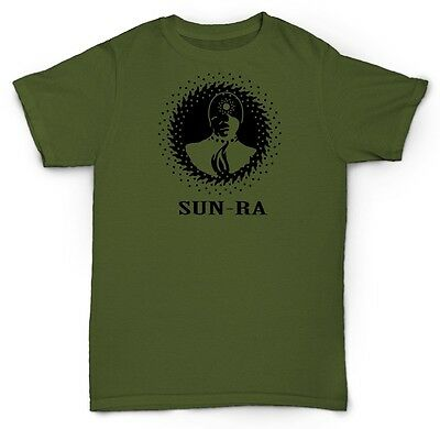 Sun Ra Space Is The Place Jazz Free Funk Retro T Shirt 31