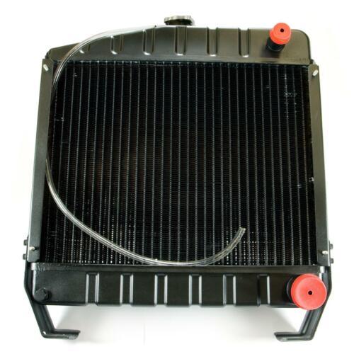 95mm para Case IH//IHC 644 743 744 745 844 845 Radiador agua radiador profundidad