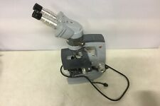 American Optical Spencer Phasestar 1062 Microscope With Four Objectives