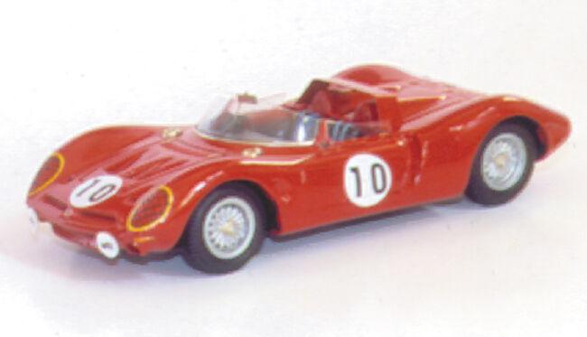 ABC 158 BIZZARRINI p538 24h Endurance 1966