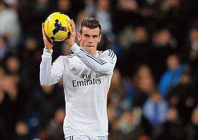 Gareth Bale Real Madrid Hatrick POSTER